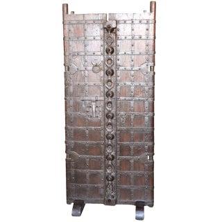 Indian Ironstap Door