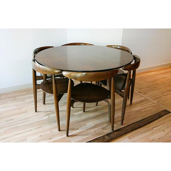 Hans Wegner Danish Modern Dining Set - Image 2 of 3