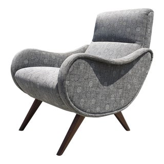 Mid-Century Custom Lounge Chair