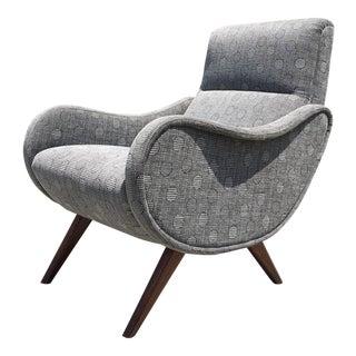 Mid-Century Custom Lounge Chair