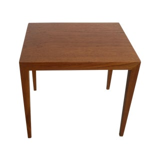 Severin Hansen Danish Modern Side End Table