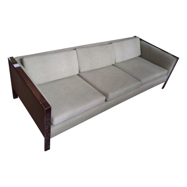 Mid-Century Milo Baughman Sofa - Image 1 of 11