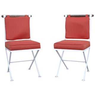Mid-Century Cleo Baldon Side Chairs - A Pair