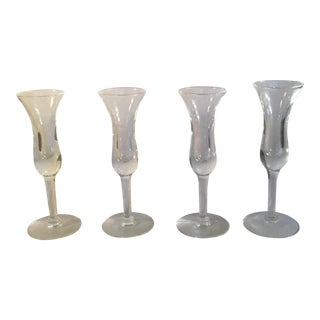 Miniature Port Flutes - Set of 4