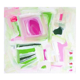 'Happily Ever After' Original Abstract Painting by Linnea Heide