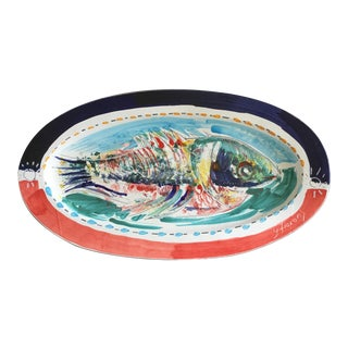 Giuseppe Fioroni Fish Platter