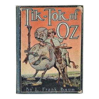 Tik-Tok of Oz by L Frank Baum 1914