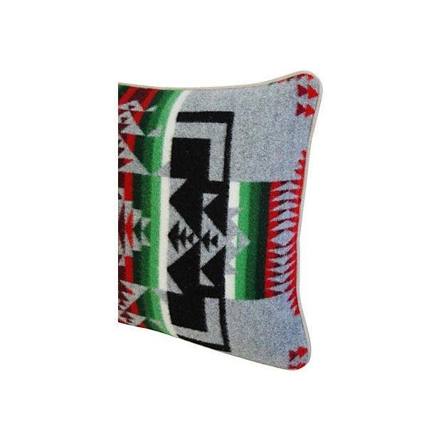 Custom Chief Joseph Pendleton Blanket Pillow - Image 3 of 5