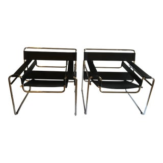 DWR Wassily Chairs - A Pair