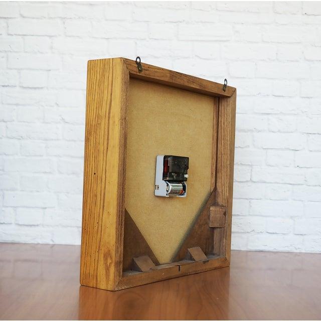1970s Elgin Wall Clock - Image 5 of 8