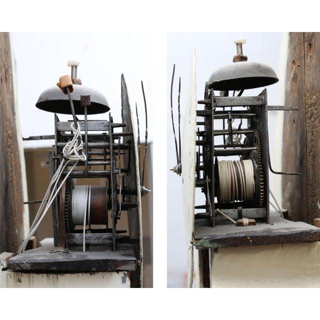 Antique Swedish Mora Clock - Image 5 of 6