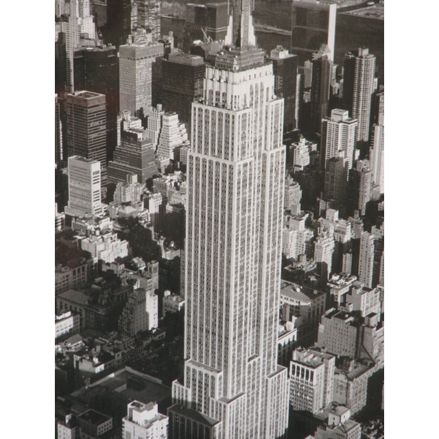 Framed Photograph - Empire State Building Kalisher - Image 5 of 5