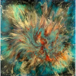 Lamont Ferguson, Untitled, Fused Plastic Artwork