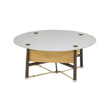 Erik Magnussen Danish Mid-Century Campaign Table
