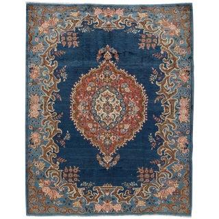 "Apadana - Vintage Persian Hamadan Rug, 5'7"" x 6'11"""