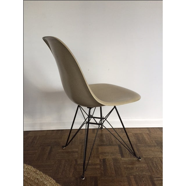 Modernica Fiberglass Shell Chair Chairish
