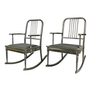 Machine Age Rocking Chairs