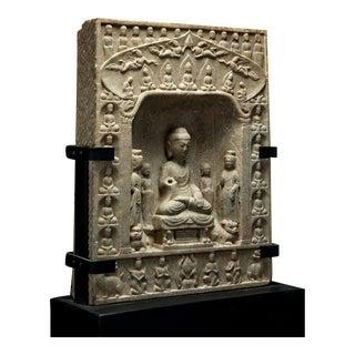 Northern Qi Buddhist Stele