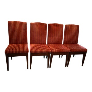 Contemporary Style Dining Chairs - Set of 4