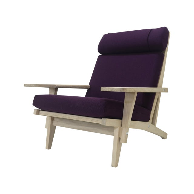 Hans Wegner Mid-Century Modern Chair GE-375 - Image 1 of 11
