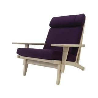 Hans Wegner Mid-Century Modern Chair GE-375