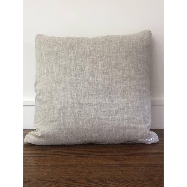 Dransfield & Ross Phyllo Pillow - Image 3 of 6