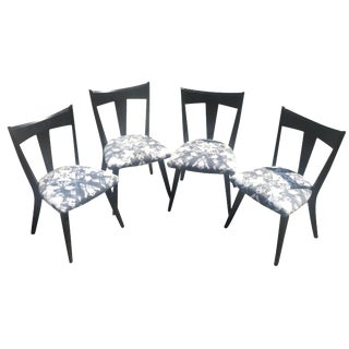 Heywood-Wakefield Dining Chairs - Set of 4