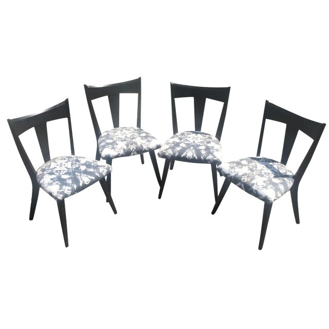 Heywood-Wakefield Dining Chairs - Set of 4 - Image 1 of 6