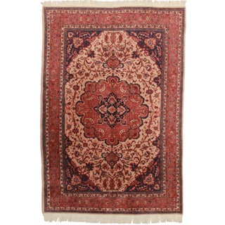 Hand-Knotted Turkish Sparta Rug - 6′9″ × 9′11″