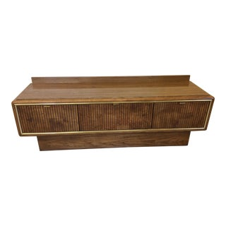 American of Martinsville Deep Drawer Credenza