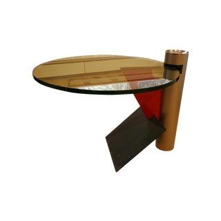 Saporiti Italia Art Deco End Table