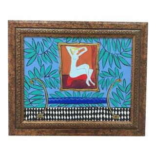 Judy Henn Original Interior Painting