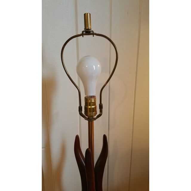 Image of 1960's Adrian Pearsall Table Lamp