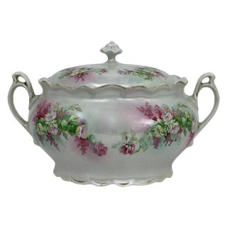 Antique Austrian Tureen