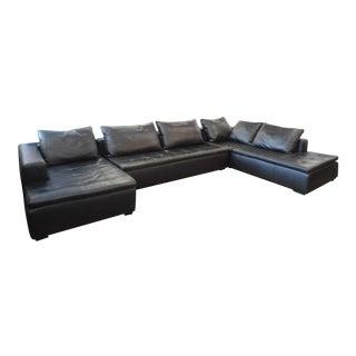 BoConcept Mezzo Sectional Sofa