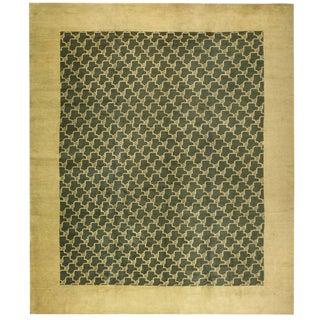 Exceptional Rare Antique Tibetan Carpet