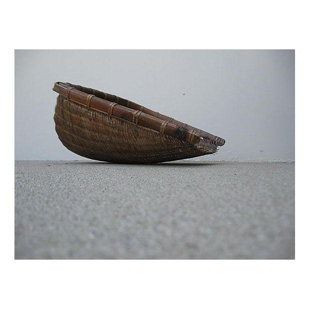 Primitive Rice Scoop Basket - Image 6 of 9