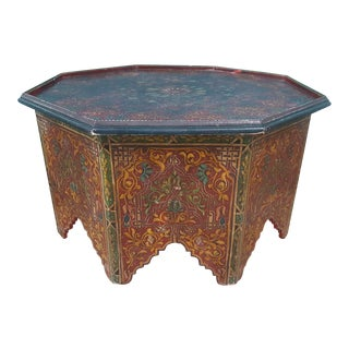 Moroccan Style Coffee Table