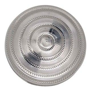 Round Kitchen Ceiling Flush Mount Fixture