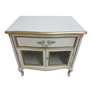 Henredon French Provincial End Table
