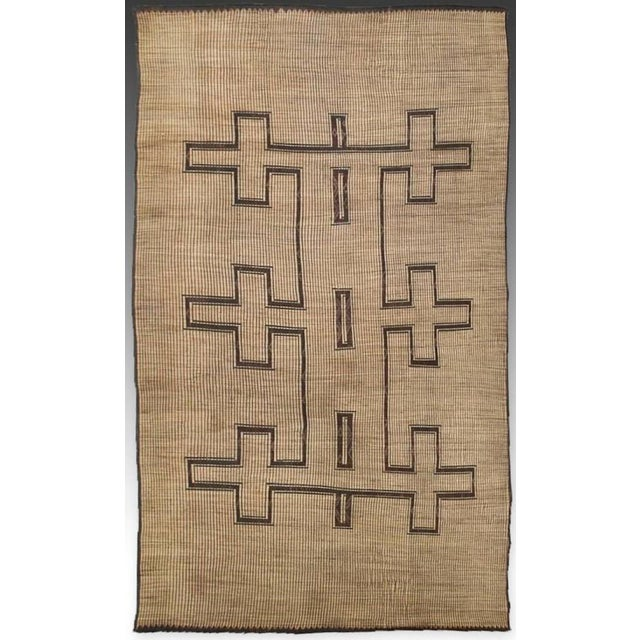 Rustic African Tuareg Woven Rug - 11′4″ × 19′ - Image 2 of 5