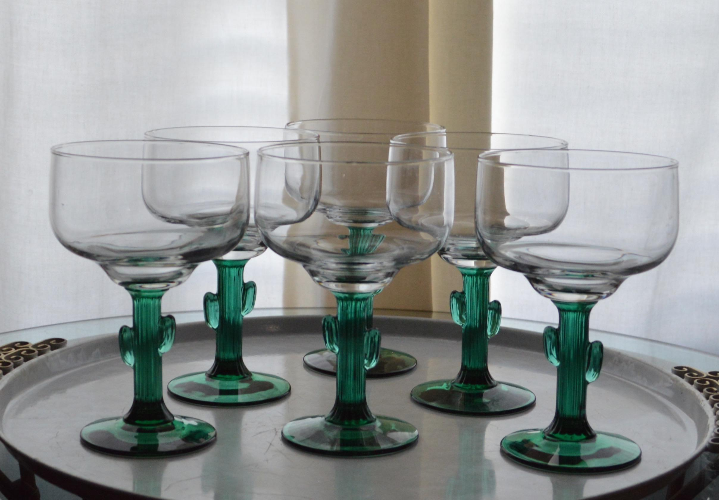 Vintage libbey glasses this