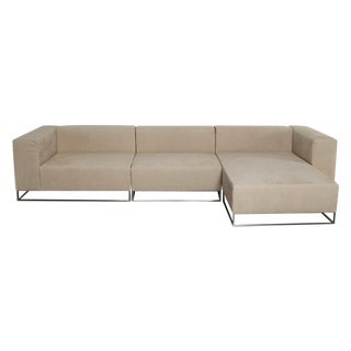 Living Divani 'Wall 2' Sectional by Piero Lissoni