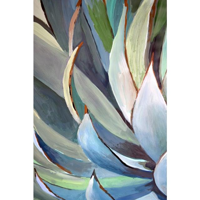 Agave Americana Acrylic Painting - Image 10 of 10