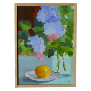 """""""Lilac With Lemon"""" by Anne Carrozza Remick"""