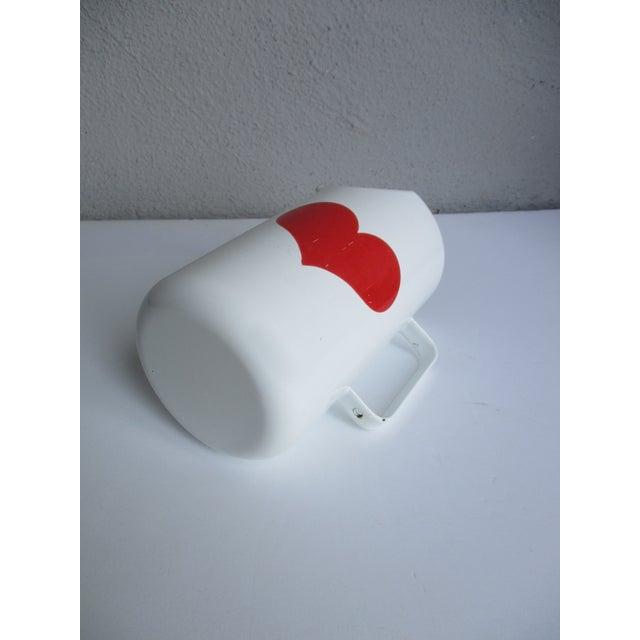 Kaj Franck Finel Danish Modern Heart Pitcher - Image 4 of 11
