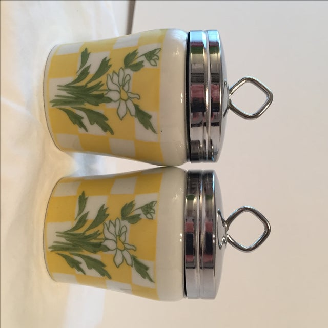 Egg Coddlers - Pair - Image 11 of 11