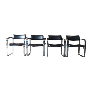 Mid-Century Eero Aarnio Chairs - Set of 4