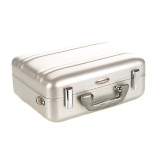 Zero Halliburton Compact Aluminum Camera Suitcase
