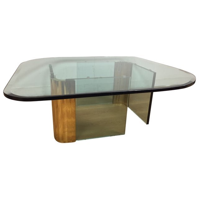 Leon Rosen Pace Coffee Table - Image 1 of 9